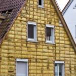 Wärmedämmung an Wohngebäuden