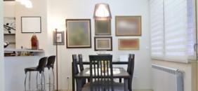 Dining room interior © poplasen - Fotolia.com