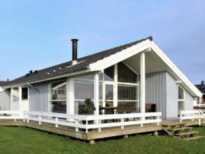 Holzhäuser sind nachhaltig, wohngesund und dementsprechend zukunftsfähig. Foto: Monika Schröder/ Pixabay