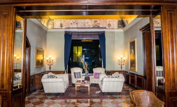 Italienisches Möbel-Design ist bekannt für gute Qualität