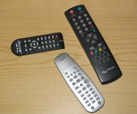 """""""Einfache Remote Control Units machen das Leben leicher"""""""