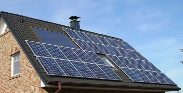 Bild 2.: Nachhaltige Ergänzung zum Strom aus dem Netz